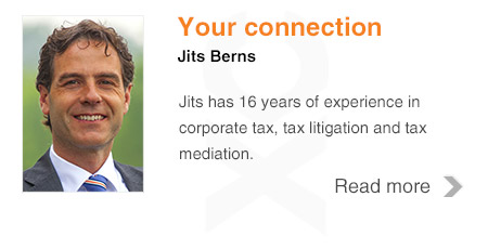 Jits Berns | Tax Strategy Specialist