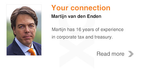 Martijn van den Enden | Corporate Tax Specialist
