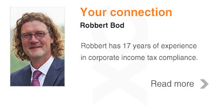 Robbert Bod | Transfer Pricing & Compliance